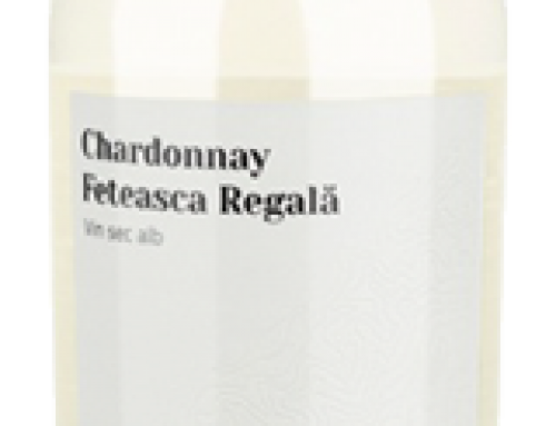 Fautor Chardonnay-Feteasca Regala