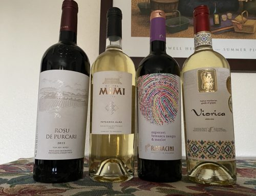 Celebrating 'My Wine Day' and the little country that could