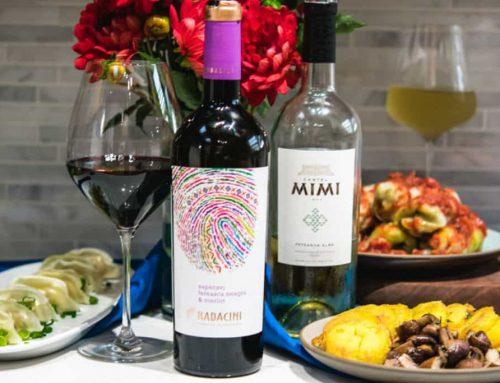 Meatless Moldovan Food and Wine